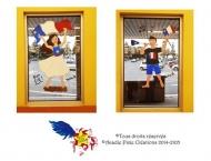 Enfants, Coop de Tracadie, Fête des acadiens, été 2015