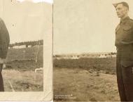Soldat Cyrille de loin