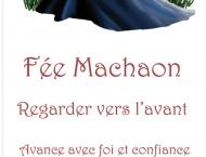 À Vendre- Signet de fée Machaon, Photoshop, 2 x 7 pouces