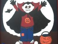 Petit vampire, Foodland de Tracadie, Halloween 2012