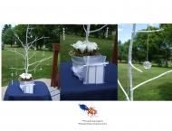 Arbre à souhait pour mariage, anniversaire de mariage ou baptême, Vendu
