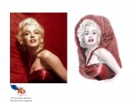 À Vendre- Marilyn Monroe, Crayons de couleur, 8 x 10