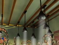 Restaurant - bar chic