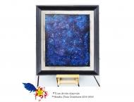 À vendre- Nebula 2, Acrylique sur toile, 16 x 20